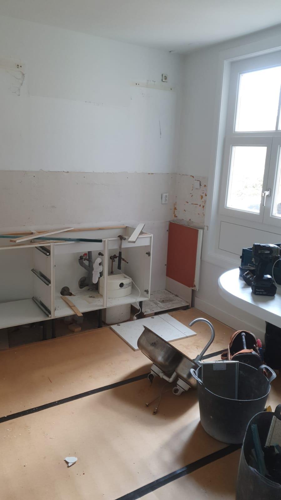 Keuken demontage Amsterdam Pieter Kuiper
